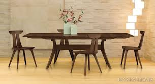 Extension Tables Dining Room Furniture Copeland Audrey Extension Dining Table 6 Aud 20 04 Jensen Lewis