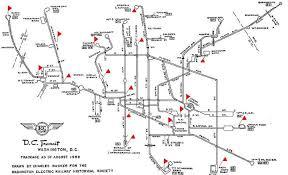 washington dc trolley map awesome streetcar photos a lot of them washington dc