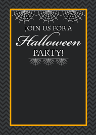 Free Printable Halloween Invitations For Party by Harry Potter Printable Harry Potter Party Invitation Template