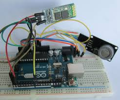 how to use mq7 gas sensors whith arduino android app arduino and