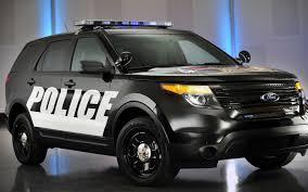 Popular Ford Models Ford Explorer Interceptor Suv Popular Police Cruiser Motor Trend Wot