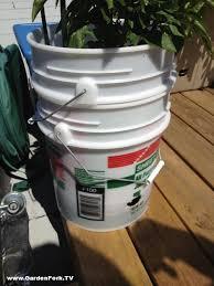 Diy Self Watering Herb Garden Self Watering Pots For Rooftop Garden Diy Living Gardenfork Tv