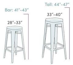 how to choose the right bar stools wayfair