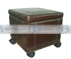 storage ottoman on wheels decor of ottoman with wheels storage ottoman on casters furniture