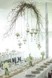 decorative branches with lights more tree lights country wedding greenery lights lit branches behind