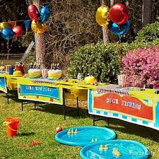 Carnival Themed Table Decorations 191 Best Carnival Party Ideas For Kids Images On Pinterest