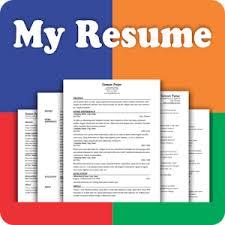 Download Resume Maker Download Resume Builder Free 5 Minute Cv Maker U0026 Templates On Pc