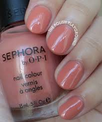 the polish playground sephora by opi let u0027s do lunch