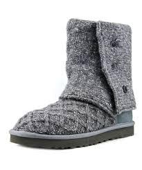ugg sale overstock ugg isla knit boots