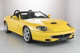 fake ferrari for sale low mileage ferrari 550 barchetta pininfarina for sale it u0027s