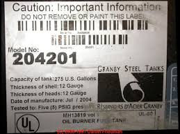heating oil tank safety fuel oil u0026heating oil storage tank