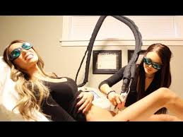 full brazilian laser hair removal youtube