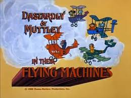 Wildfire Cartoon Dvd by Dastardly U0026 Muttley In Their Flying Machines The Cartoon Network