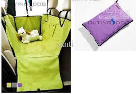 gorgeous car seat dog hammock dog car seat cover hammock velcromag