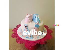 order beautiful baby shower cake online birthday cake in