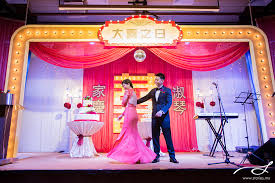 wedding backdrop kl shanghai themed wedding jason malaysia wedding