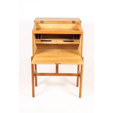 bureau secr aire bois petit secretaire bureau noir et bois eyebuy
