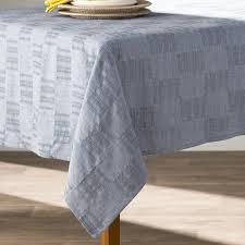 table cloth dansk matera tablecloth reviews wayfair