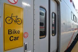 caltrain bike car bikesoncaltrain