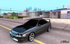 jdm acura integra type r 2000 for gta san andreas