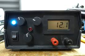 Bench Power Supply India 0 30 Vdc Stabilized Power Supply With Current Control 0 002 3 A