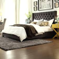 upholstered wood bed u2013 bookofmatches co