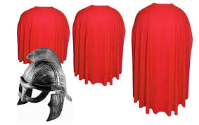 Spartan 300 Halloween Costume Red Spartan Cape U0026 Helmet 300 Halloween Fancy Dress Dragons Den