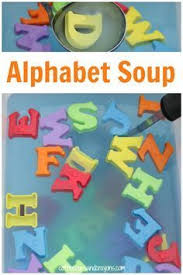 how to make your own alphabet letter cubes and a list of