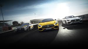 mercedes amg gt family handcrafted by racers