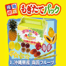 tropical fruit delivery re ment miniature origin japan delivery food 2 no 1 tropical