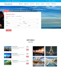 world class travel erp solutions for large travel companies