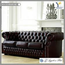 canapé angleterre l angleterre en cuir chesterfield canapé lit buy product on