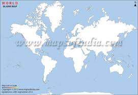 physical map of asia blank blank world map world outline map