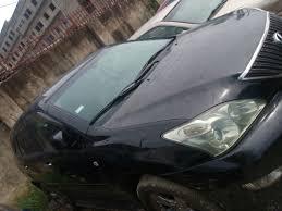 price of lexus rx 350 nairaland clean 2006 lexus rx 350 regd for sale 2mm sold autos