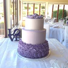wedding cake auckland three tier lilac wedding cake bluebells cakery cakes