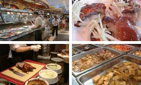 chinese buffet with peking duck for under 10 be skeptical
