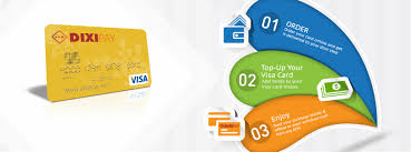 online prepaid card dixipay merchant account visa prepaid card