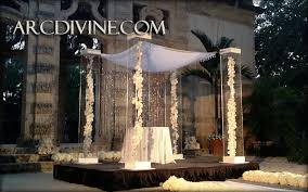 wedding arches rental miami wedding arch chuppah canopy pergola rental by arc