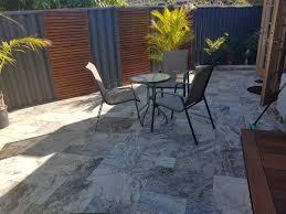 travertine patio pavers travertine pavers perth freo stone paving
