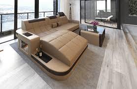 divano ottomano divani moderni di design e qualit罌 naos divano angolare in vera