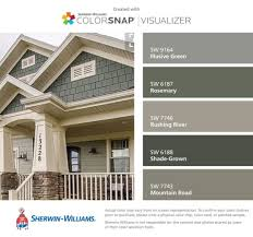 color schemes for homes exterior house paint color combinations