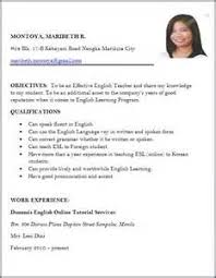 Resume Application For Job by Cv Format Zimbabwe Resume Sample Student Job