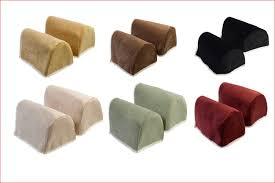 Sofa Armrest Cover by Armchair Caps Covers Pathmapp Com