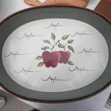 apple orchard collection home interiors best home interior apple orchard collection casserole carrier