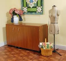 amazon com kangaroo kabinets k8605 aussie large sewing cabinent