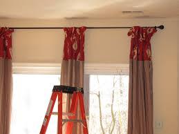 Patio Door Curtain Rod by Bibbidi Bobbidi Beautiful How To Mistreat Sliding Glass Doors