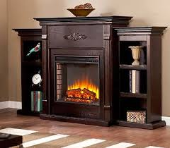 Electric Fireplace With Storage by Electric Fireplace Zeppy Io