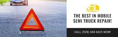 volvo semi truck service mobile semi truck repair and servicing in flagstaff az