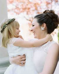 flowergirl hair flower girl hairstyles that are and comfy martha stewart