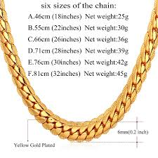 aliexpress buy new arrival 18k real gold plated kpop gold silver color men chain figaro necklace for men jewelry